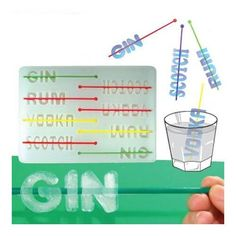 Cocktail Ice Cube Tray