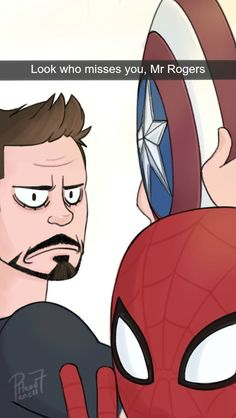 Spider-man Snapchat. A part 2 of Selfie! if you would XD. By pencilHeadno7 on DeviantArt