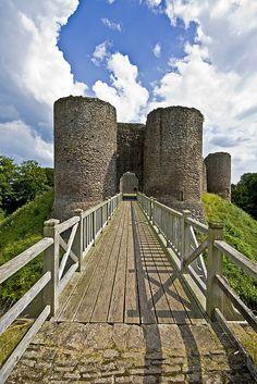 White Castle in Wales