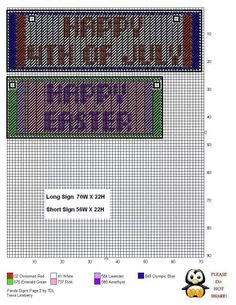 4th of July, Easter