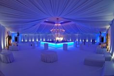 Giant chandelier of 6mtrs high for wedding or event.