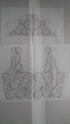 Zardozi Embroidery, Tambour Embroidery, Hand Work Embroidery, Hand Embroidery Patterns, Sewing Patterns, Blouse Designs Silk, Bridal Blouse Designs, Dress Design Sketches, Tambour Beading