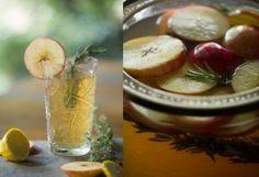 Terrain Spiced Cider Bourbon Punch #shopterrain
