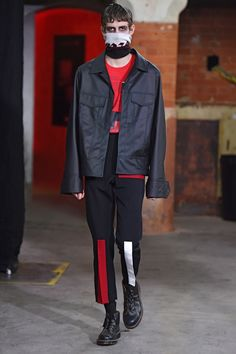 Agi & Sam Fall 2017 Menswear Collection Photos - Vogue