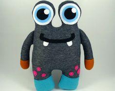 Monster Plush Children Toy Woodland Animal Stuffed Toy Baby Plushie Kids Softie