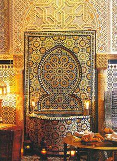 Agadir interior desgn  - Maroc Désert Expérience tours http://www.marocdesertexperience.com