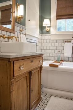 Modern Farmhouse, Rustic Modern, Classic, light and airy master bathroom design a few ideas. Bathroom makeover ideas and master bathroom renovation ideas. Bathroom Renos, Bathroom Renovations, Bathroom Interior, Small Bathroom, Home Remodeling, Bathroom Ideas, Bathroom Bin, Brown Bathroom, Bathroom Inspo