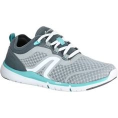newest collection 9c589 3e21a NEWFEEL Soft 540 Women s Mesh Fitness Walking Shoes - Turquoise