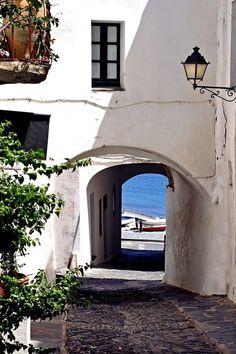Cadaqués Alt Empordà  Girona, Catalonia