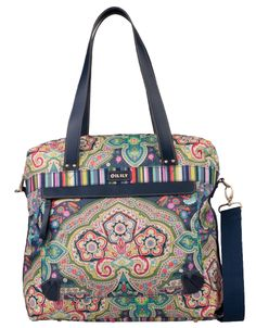 I love oilily bags.....