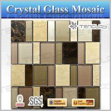 2014 nueva llegada al por mayor de baldosas de mosaico de vidrio <strong>…