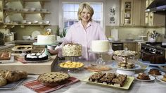 Our dreams of going on a cross-country dessert tour with Martha are finally coming true!