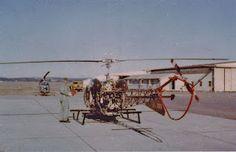 Bell 47G-2A Rego A1-660