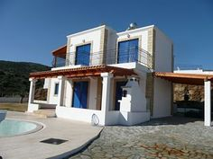 Villa with pool in Kalathos for just €235,000