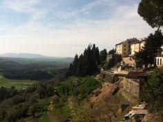 Castelfalfi in Montaione, Toscana