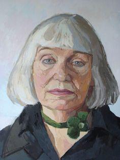 Euan Uglow - 'Sheila' (2013) oil on linen