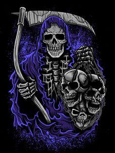 Reaper by HenRyZoel