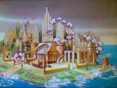 Silly Symphony// Music Land\\ 1935