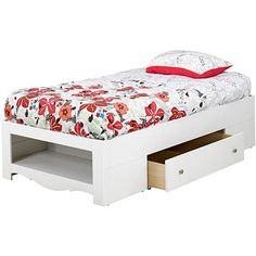 Dixie Twin Size Bed