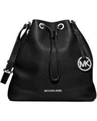 6ac44bf9937e Michael Kors Michael Jules Large Drawstring Shoulder Bag - Lyst Michael Kors  Outlet