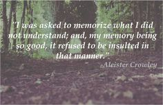 Quotes | Aleister Crowley