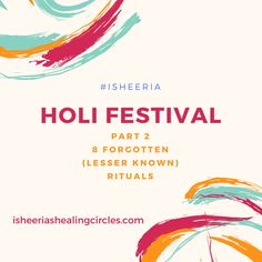 Numerology, Holi, Circles, Healing, Twitter, Holi Celebration