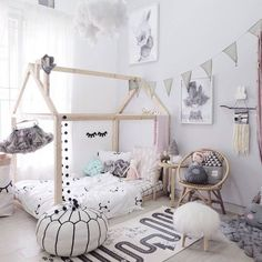 1 howne blog idee deco inspiration astuce enfant chambre kids room lit cabane montessori idee deco howne shop