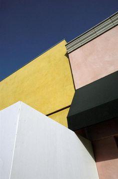 Urban Landscape, Phoenix - Franco Fontana 1990