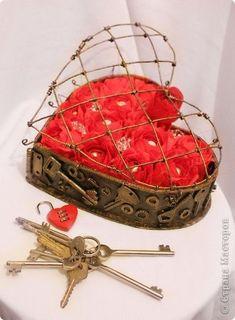 Игра конкурс Свит-дизайн Валентинов день Сердечная игра Присланные работы 2-я…