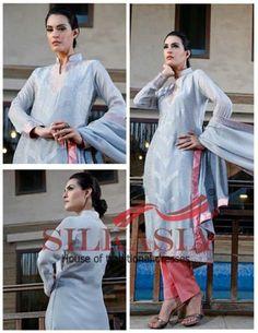Women Eid Wear Stylish Dresses Collection By Silkasia 2 Silkasia Eid Dresses Fashion Trends for Women