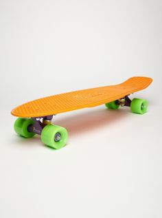 Nickel Skateboard - Roxy - I could have gone smaller, but you know girls, everything bigger.