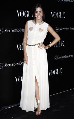 Fotos premios certamen Who´s On Next de Vogue: Gala González