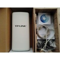 """TP-Link TL-WA5210G 2.4GHz High Power Wireless Outdoor CPE . Hubungi sales kami Desi Rosmala""""LIKETP-Link TL-WA5210G with Your FB, Google+, Twitter, Pin It and Get Discount"""". Please Visit Our Facebook Page. Pin BB 7559641C atau Telp 021 71342531 atau whatsapp 08179824925 atau email desi.rosmala@rosdc.com   http://rosdc.com/tp-link-tl-wa5210g.html  Rp449.000,00"""