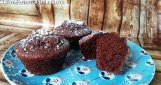 Magdalenas de chocolate y jengibre