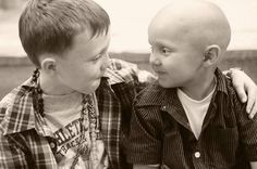 A classroom of children is diagnosed each DAY with some form of cancer. #MeFine http://www.mefinefoundation.org/