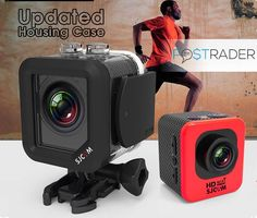 Capture the best moment of summer with an SJCAM M10 action cam! Diving, wakeboarding or rollerblading – whatever sport you play this practical little camera is water, dust and shockproof and can be with you all the time! Apart from those, it's also very handy for recording traffic events. Get it on Postrader way below the market for as low as EUR 50 (VAT excluded). https://postrader.co.uk/weekly-promotion