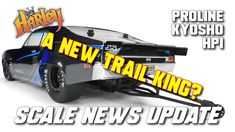 Scale News Update - Trail Tank  - Episode 109 Mavic Drone, Radio Control, News Update, Trail, Scale, Social Media, Weighing Scale, Social Networks, Libra