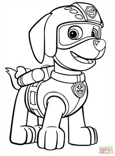 Coloring Pages Paw Patrol . 29 Beautiful Coloring Pages Paw Patrol . Paw Patrol Everest Coloring Pages Coloring Pages Paw Patrol Coloring Pages, Dog Coloring Page, Cartoon Coloring Pages, Coloring Pages To Print, Coloring Pages For Kids, Free Printable Coloring Pages, Coloring Books, Coloring Sheets, Paw Patrol Badge