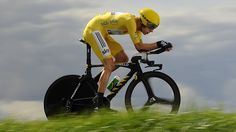 Bradley Wiggins became the first Briton in history to win the Tour de France on Sunday, July 22, 2012.