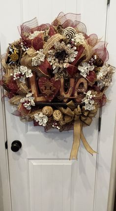 (3) Crafty Crandall Creations: Wreaths and Specialty Gifts