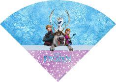 Frozen Kit 2 – Kit festa grátis para imprimir | Inspire sua festa