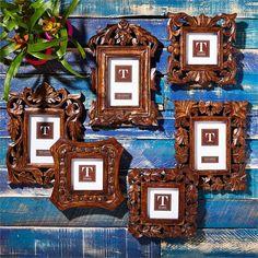 Carved Wood Frame Asst.