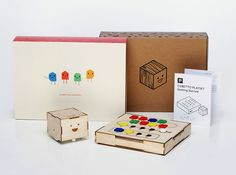 Cubetto, playset that helps children learn programming