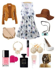 """""""2"""" by arshie1171 on Polyvore featuring CO, Chloé, Loushelou, Gemma Simone, Chanel, Maybelline, NARS Cosmetics, Essie and Dorothy Perkins"""