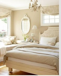 Beachy Guest Bedroom Reveal