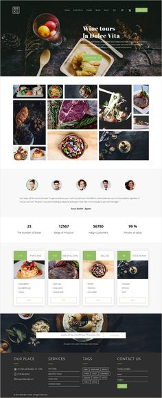 Brooks is a perfect multipurpose #WordPress theme for #cafe #food, digital agencies, creative studios, real estate, blogging, portfolio or eCommerce shopping website with 25+ stunning homepage layouts download now➩ https://themeforest.net/item/brooks-wp-creative-multipurpose-wordpress-theme/15939582?ref=Datasata