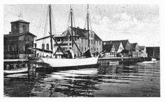 Darłówko, Darłowo: Darłówko 1925r. Painting, Art, Historia, Art Background, Painting Art, Paintings, Kunst, Drawings, Art Education