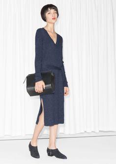 Model wears: size S    Length of dress: 109 cm (size S)