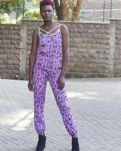 Shop this jumpsuit and more at shop.lizmadowo.co.ke  #fashionblogger #styleblogger #lizmadowoshop #fearlesslyfashionable #womenswear