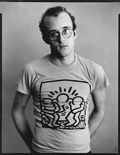 Artist and Studio, Keith Haring 1958 - 1990
